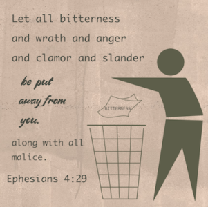 Bitterness And Forgiveness - Ephesians 4:31-32