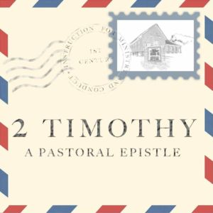 Preach The Word - 2 Timothy 4-1-5 (June 14, 2020)