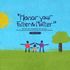 """""""Children..."""" Ephesians 6:1-3 (September 9, 2018)"""