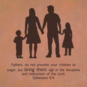 """""""Parents..."""" (part 2) - Ephesians 6:4 (September 23, 2018)"""