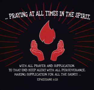 One Last Thing - Ephesians 6:18 (November 18, 2018)