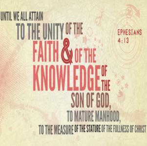 The Aim Of The Church: Maturity - Ephesians 4:13-16
